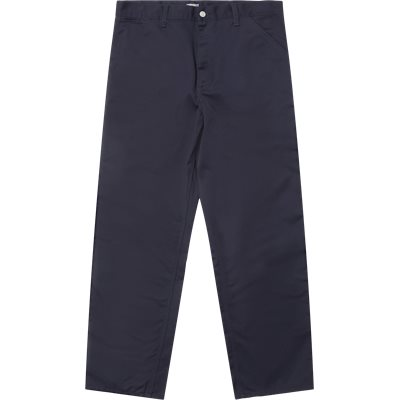 Simple Pant Straight fit | Simple Pant | Blå